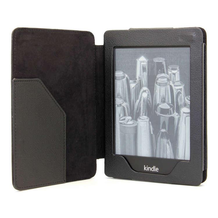 Funda wake up para kindle paperwhite negra pccomponentes - Kindle funda ...