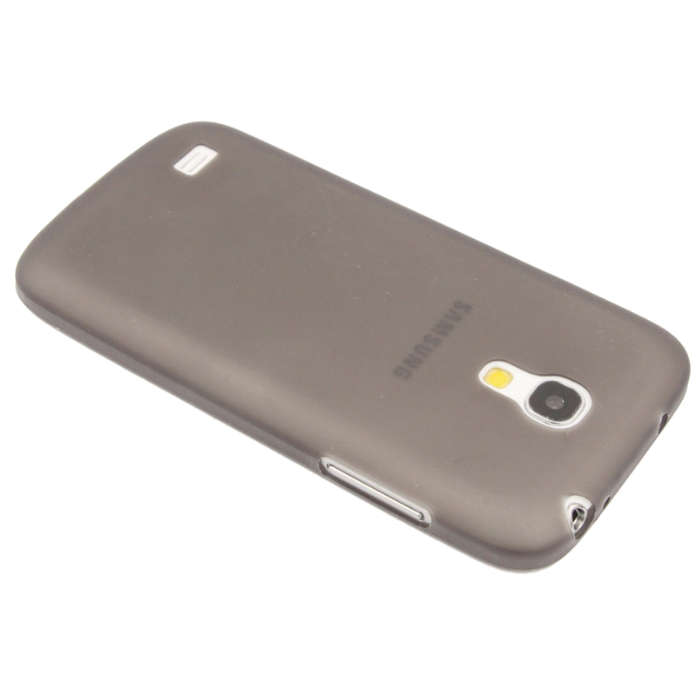 b8541ce8323 Funda TPU Negra para Samsung Galaxy S4 Mini |PcComponentes