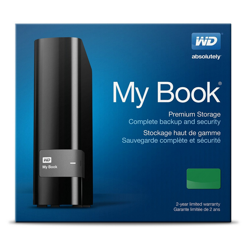 WD My Book 4TB USB3.0 |PcComponentes