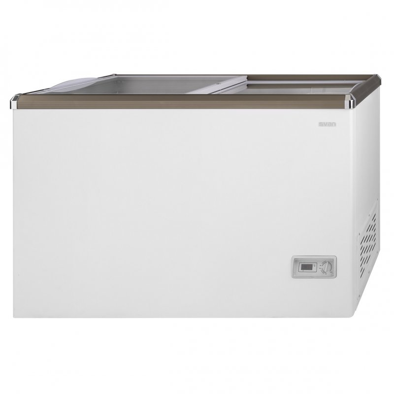 Svan SVCH300FS Congelador Horizontal 300L E Blanco