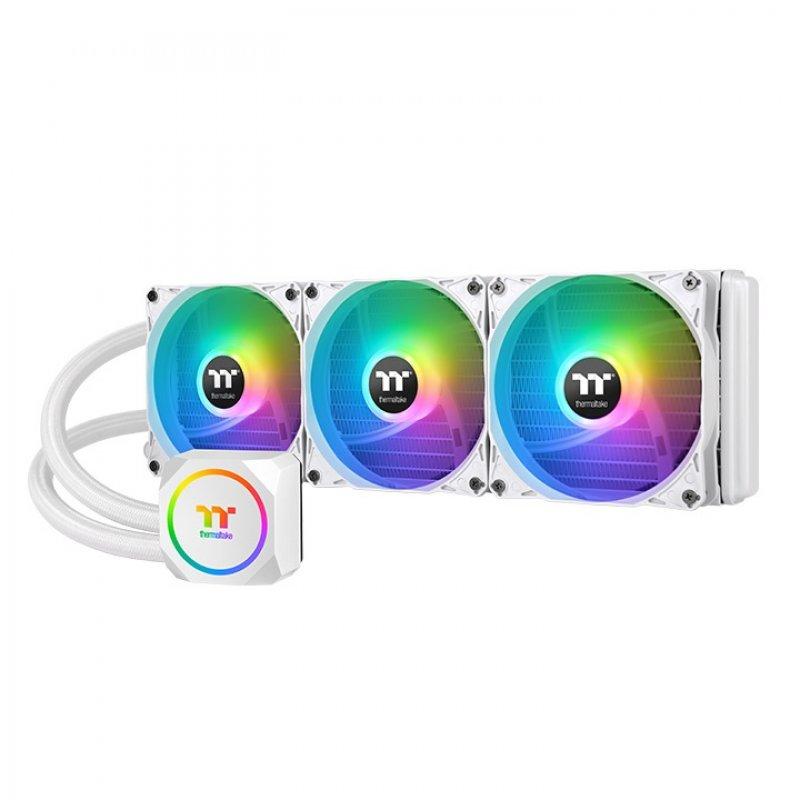 Thermaltake TH360 ARGB Sync Snow Edition 360mm Kit De Refrigeración Líquida