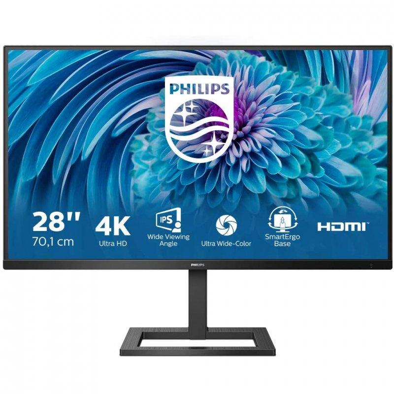 "Philips ?288E2UAE/00 28"" LED IPS UltraHD 4K FreeSync"