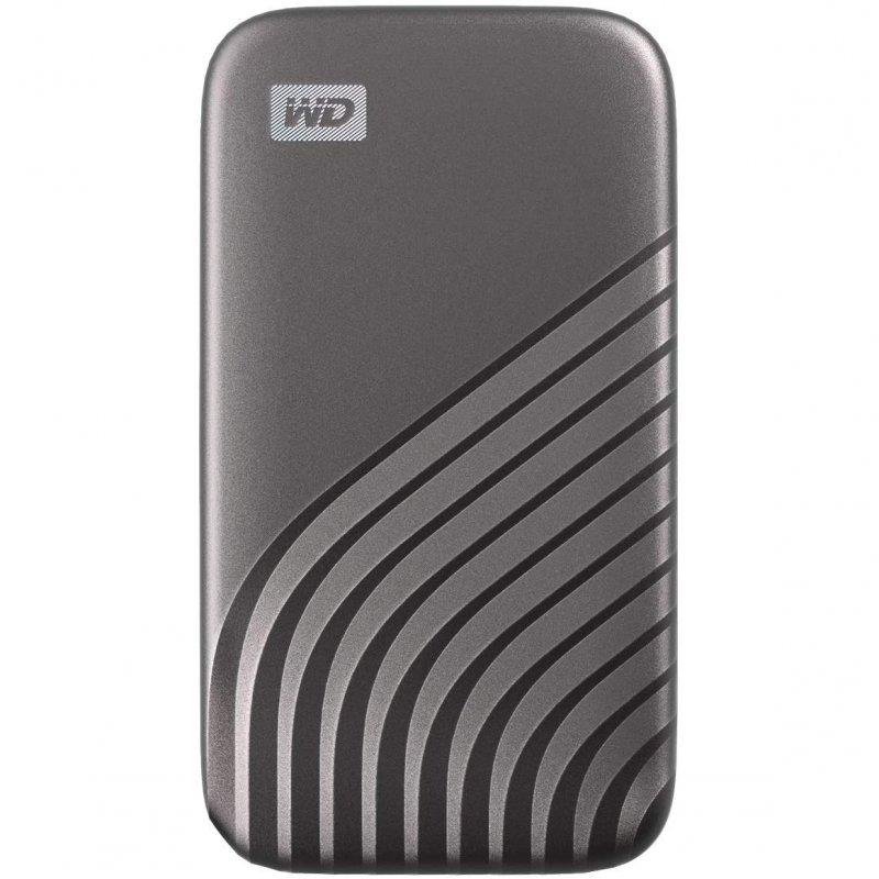 WD My Passport SSD 4TB USB-C Gris
