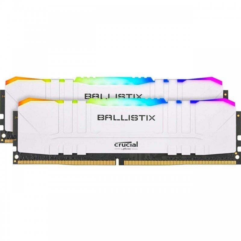 Crucial Ballistix RGB DDR4 3600MHz PC4-28800 2x16GB 32GB CL16