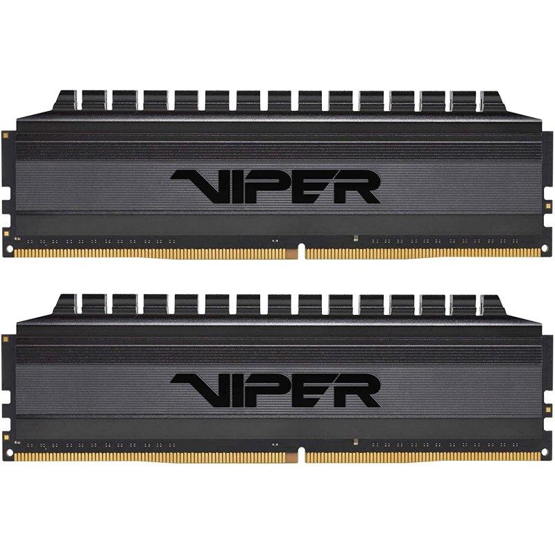 Patriot Viper 4 Blackout DDR4 3200MHz PC4-25600 2x32GB 64GB CL16