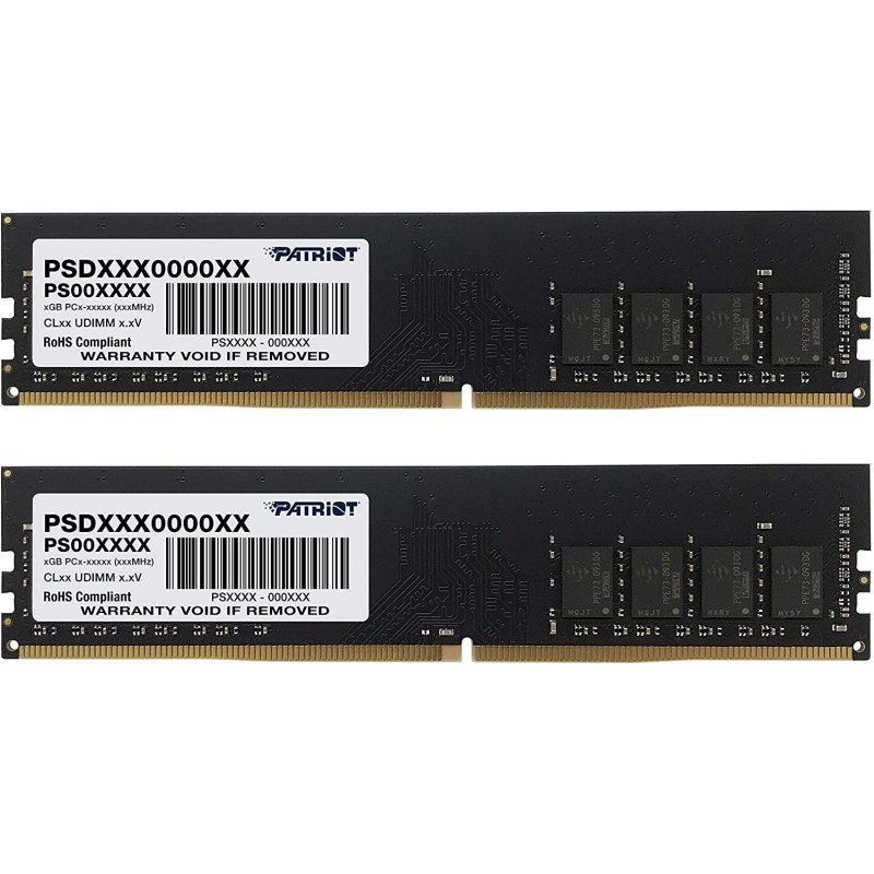 Patriot Signature Line DDR4 3200MHz PC4-25600 2x32GB 64GB CL22