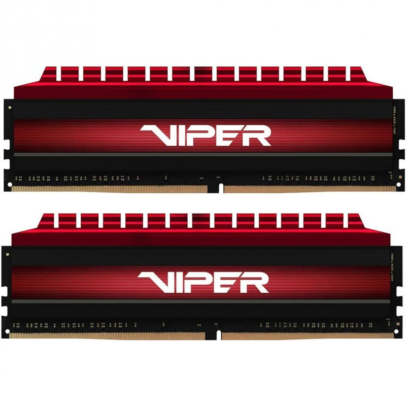 Patriot Viper 4 DDR4 3000MHz PC4-24000 2x16GB 32GB CL16 Rojo