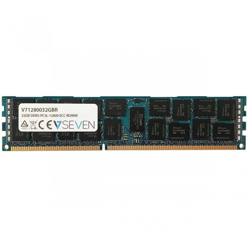 V7 DDR3 1600MHz PC3-12800 32GB CL11