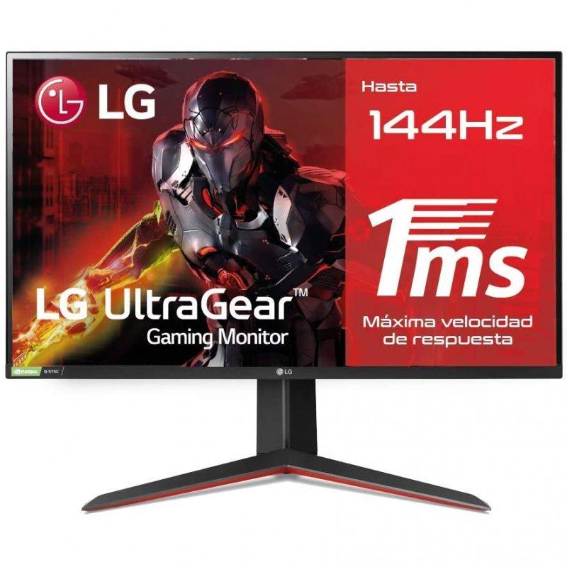 "LG Gaming UltraGear 27GN850-B 27"" LED IPS FullHD 144Hz G-Sync Compatible"