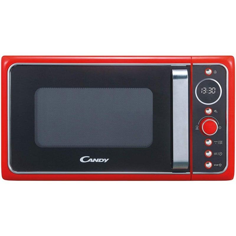 Candy Divo G20CMB Microondas Con Grill 20L 700W Rojo