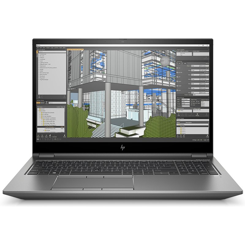 "HP ZBook Fury 15 G7 Intel Core i7-10750H/16GB/512GB SSD/Quadro RTX 3000/15.6"""