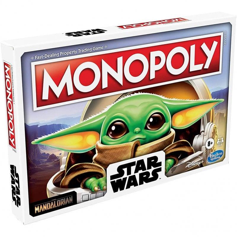 Hasbro Juego Monopoly The Child