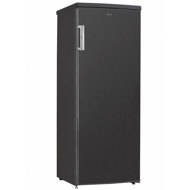 CHiQ FSD168DE42 Congelador Vertical 177L E Acero Inoxidable Negro