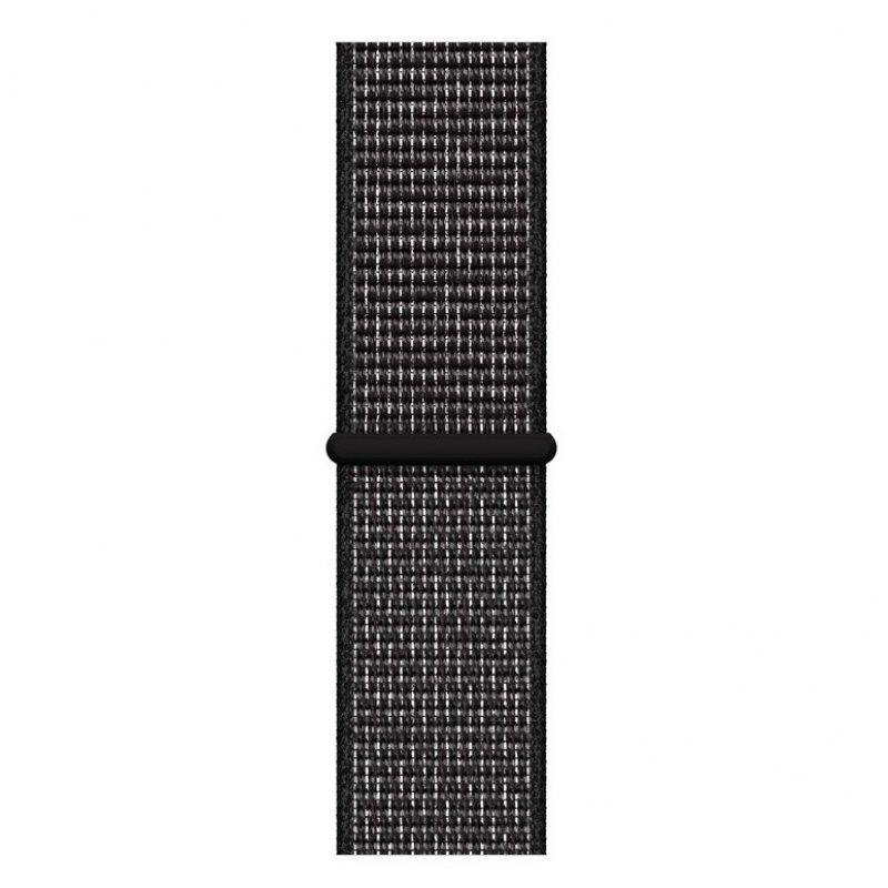 Apple Loop Correa Nike Sport Negra 38/40mm Para Apple Watch