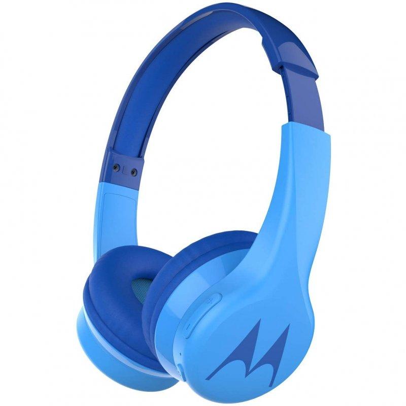 Motorola Squads 300 Auriculares Infantiles Azul