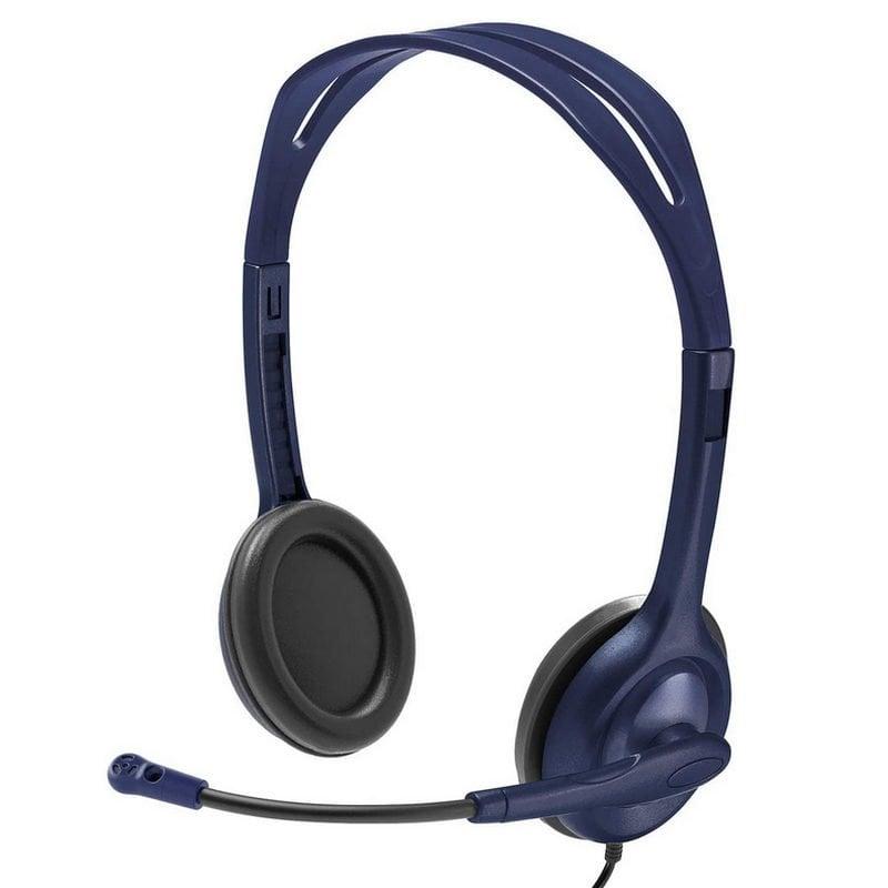 Logitech Auriculares Infantiles Azul