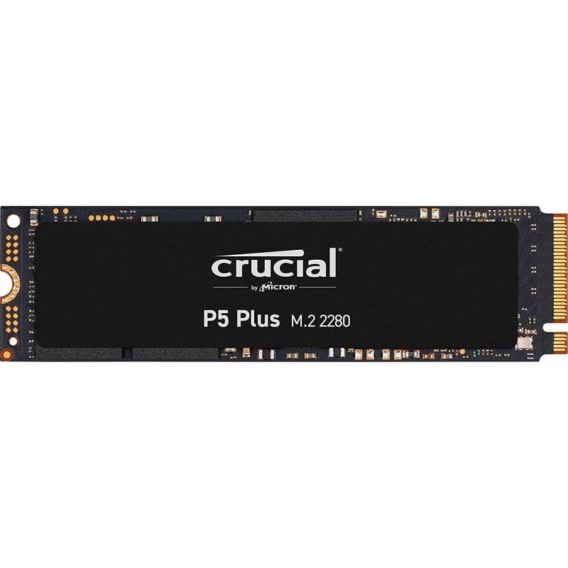 Crucial P5 Plus 500GB SSD M.2 2280 PCIe 4.0