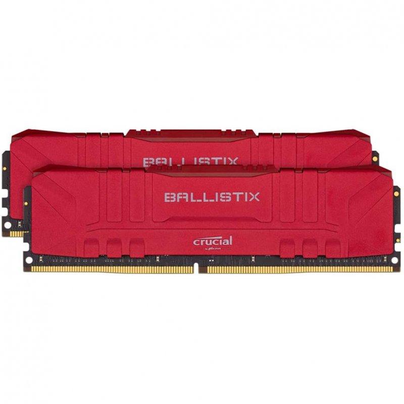 Crucial Ballistix DDR4 3000Mhz PC4-24000 2x16 32GB CL16