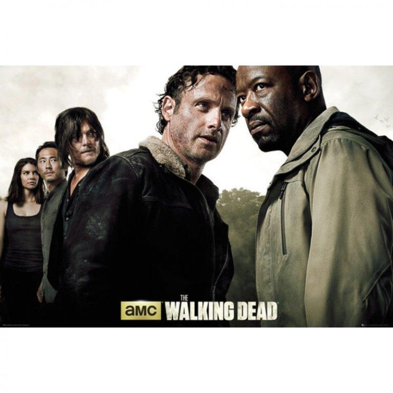 GB Eye Maxi Póster The Walking Dead Temporada 6 91.5x61cm