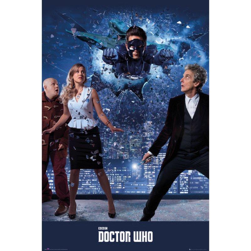 GB Eye Maxi Póster Doctor Who Xmas Iconic 2016 91.5x61cm