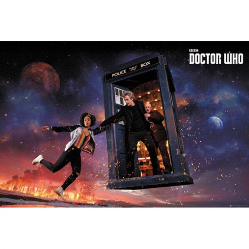 GB Eye Maxi Póster Doctor Who Temporada 10 91.5x6cm