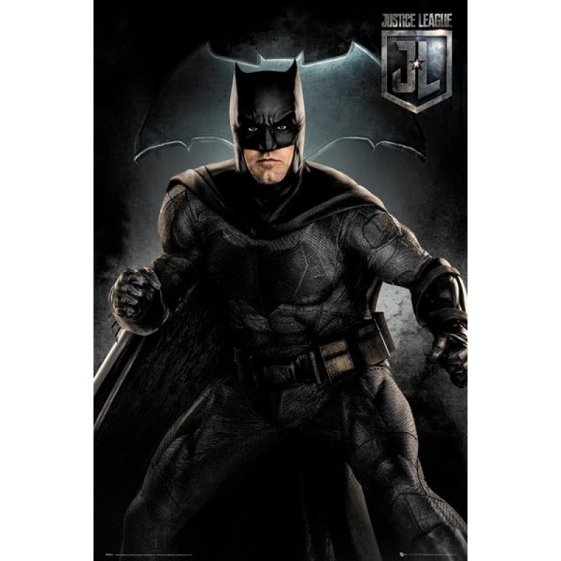 GB Eye Maxi Póster La Liga De La Justicia Batman 91.5x61cm