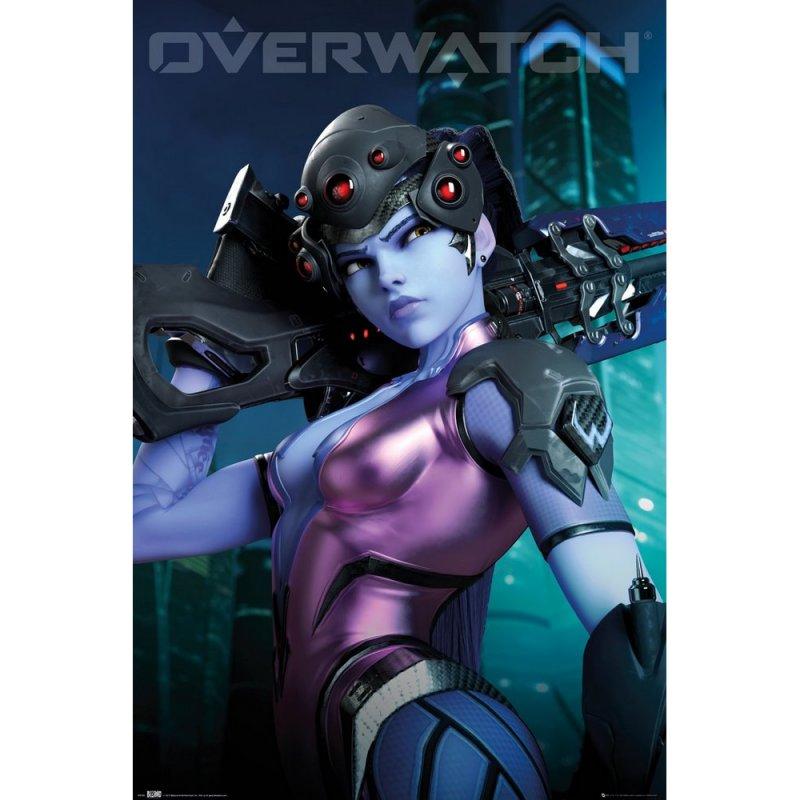 GB Eye Maxi Póster Overwatch Widow Maker 91.5x61cm