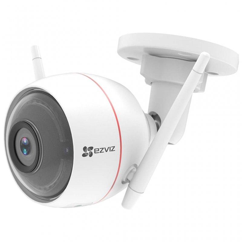 EZVIZ C3N Pro Cámara De Seguridad WiFi Para Exterior Blanca