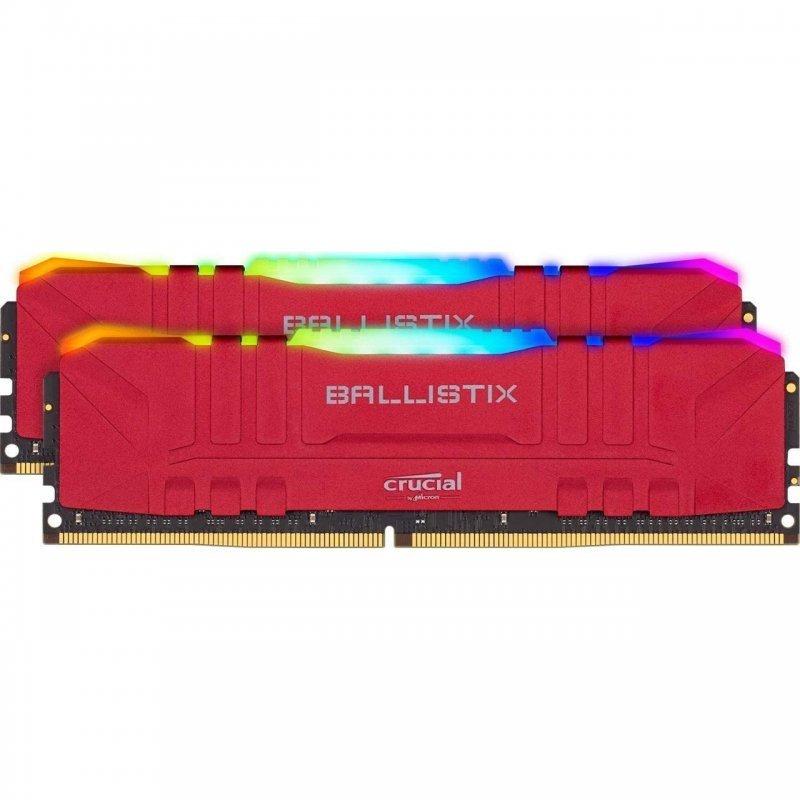 Crucial Ballistix RGB DDR4 3200Mhz PC4-25600 2x32GB 64GB CL16