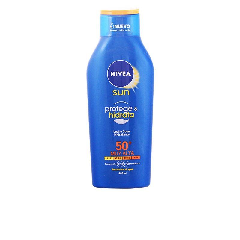 Nivea Sun Protege & Hidrata Leche SPF50+400ml