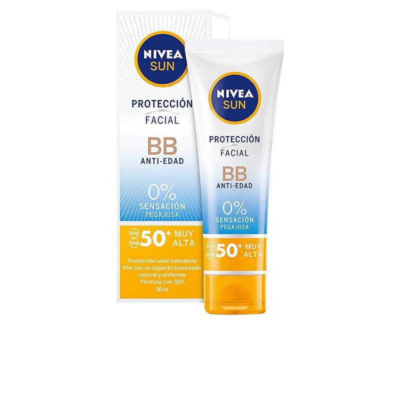 Nivea Sun Facial BB Anti-Edad SPF50+ 50ml