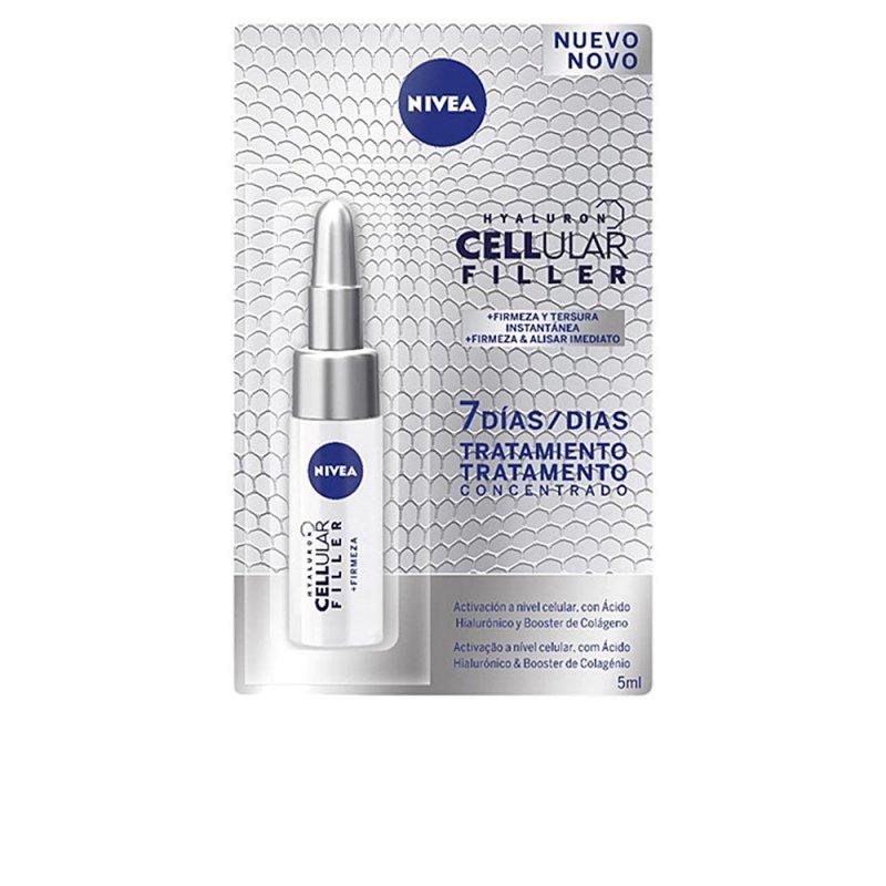 Nivea Hyaluron Cellular Filler Firmeza Instantánea Tratamiento Facial Reafirmante 5ml