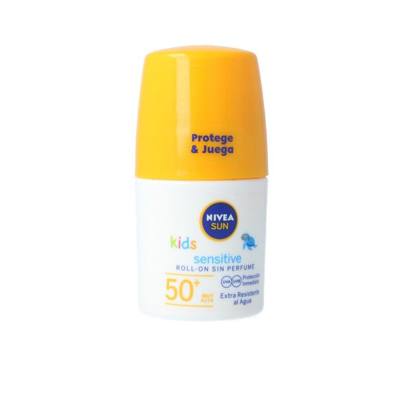 Nivea Sun Niños Protect&Sensitive Roll-On SPF50+ Facial 50ml