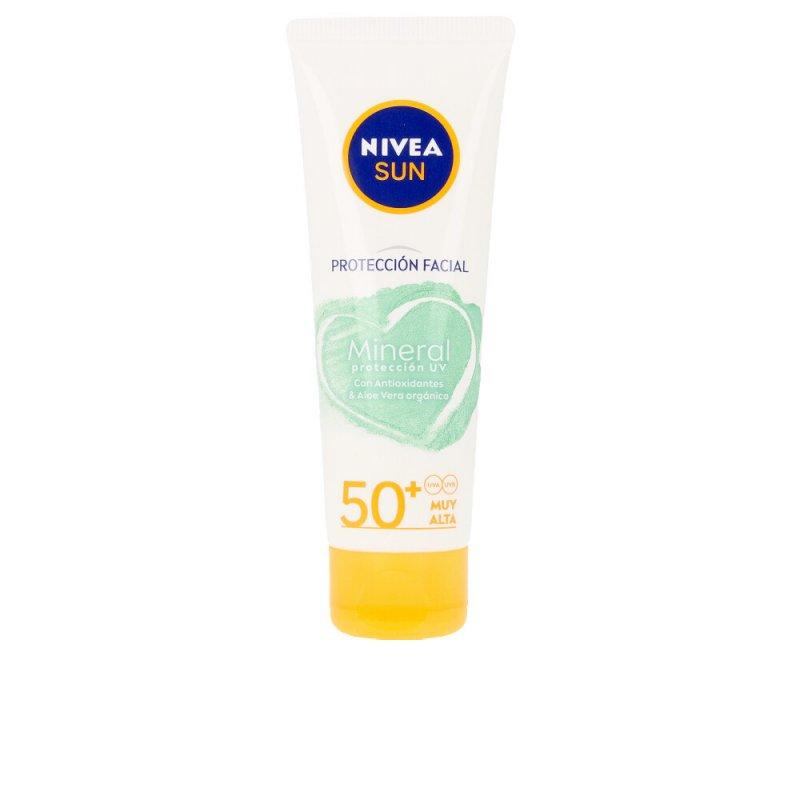 Nivea Sun Facial Mineral Protección UV SPF50+ 50ml