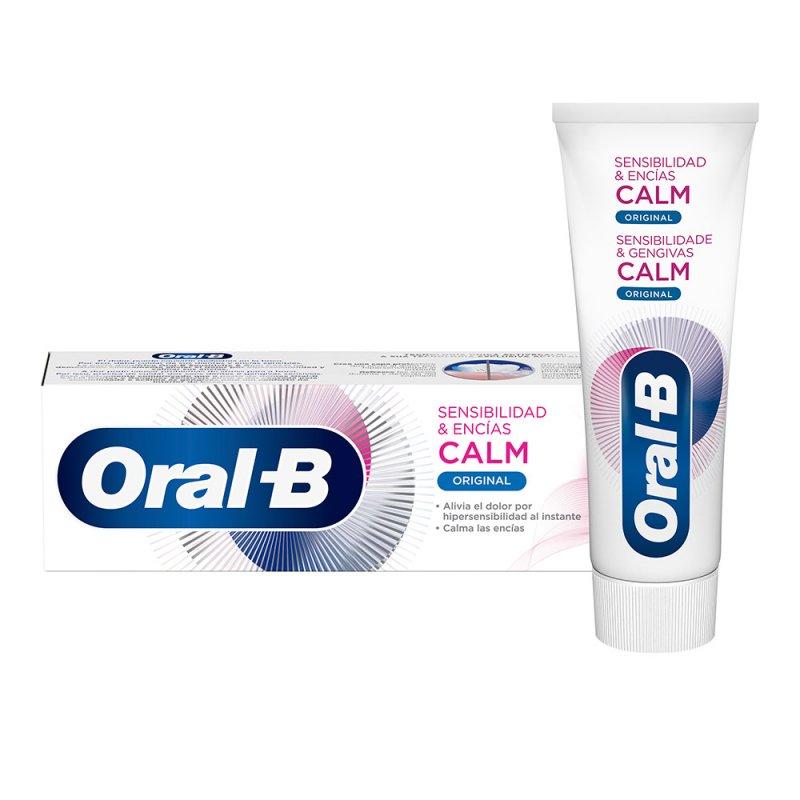 Oral-B Sensibilidad & Encías Calm Original Dentífrico Pasta De Dientes 75ml