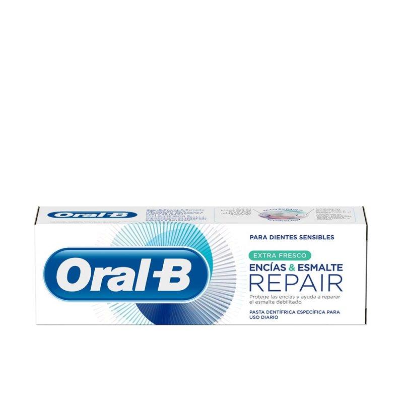 Oral-B Encías & Esmalte Repair Extra Fresco Pasta Dentífrica 75ml