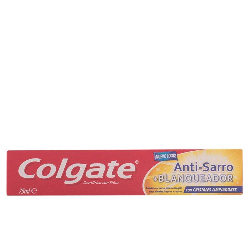 Colgate Anti-Ssarro +Blanqueador Pasta Dentífrica 75ml