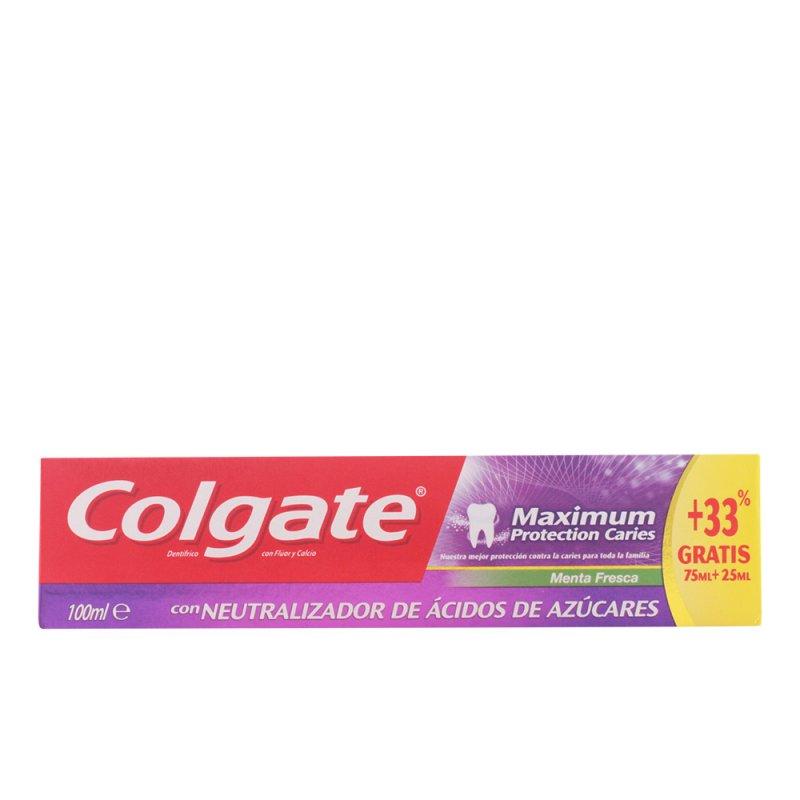 Colgate Maximum Protection Anti-Caries Dentífrico 75+25ml