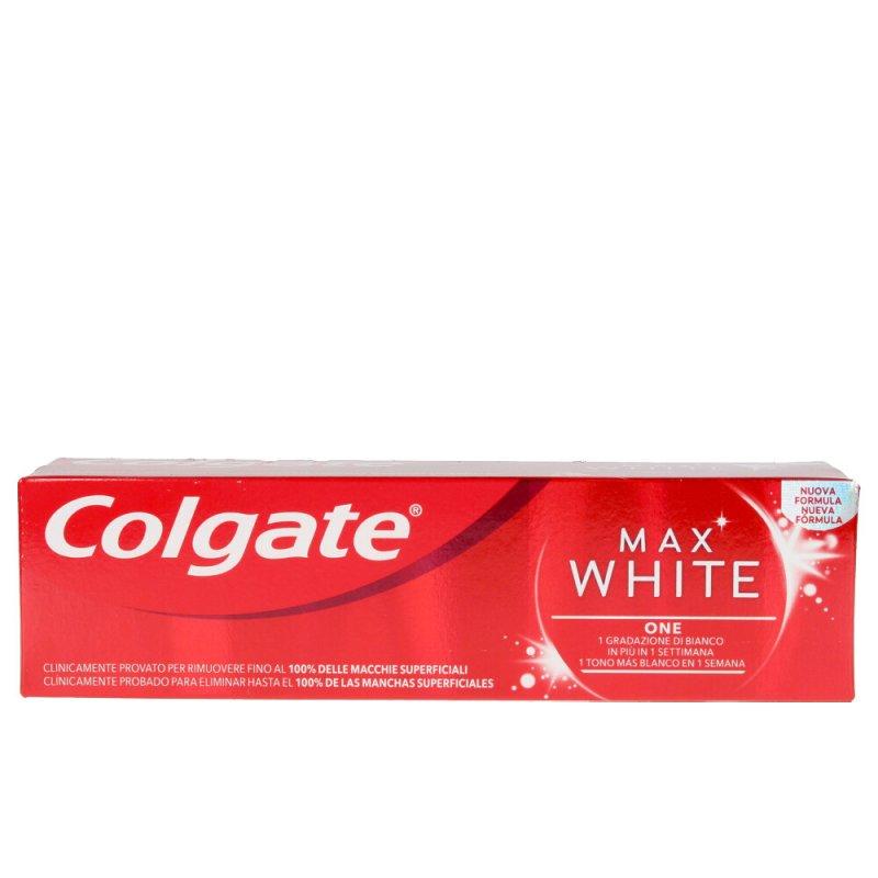 Max White One Pasta Dentífrica Colgate 75 Ml