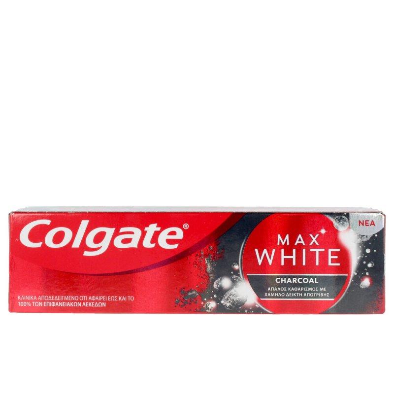 Colgate Max White Carbon Pasta Dentífrica 75ml