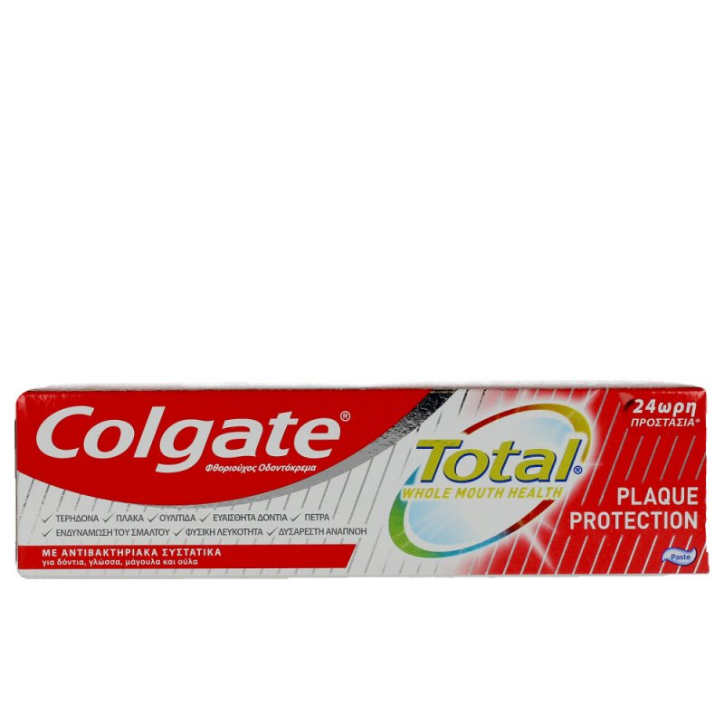 Colgate Total Placa Bacteriana Pasta Dentífrica 75ml