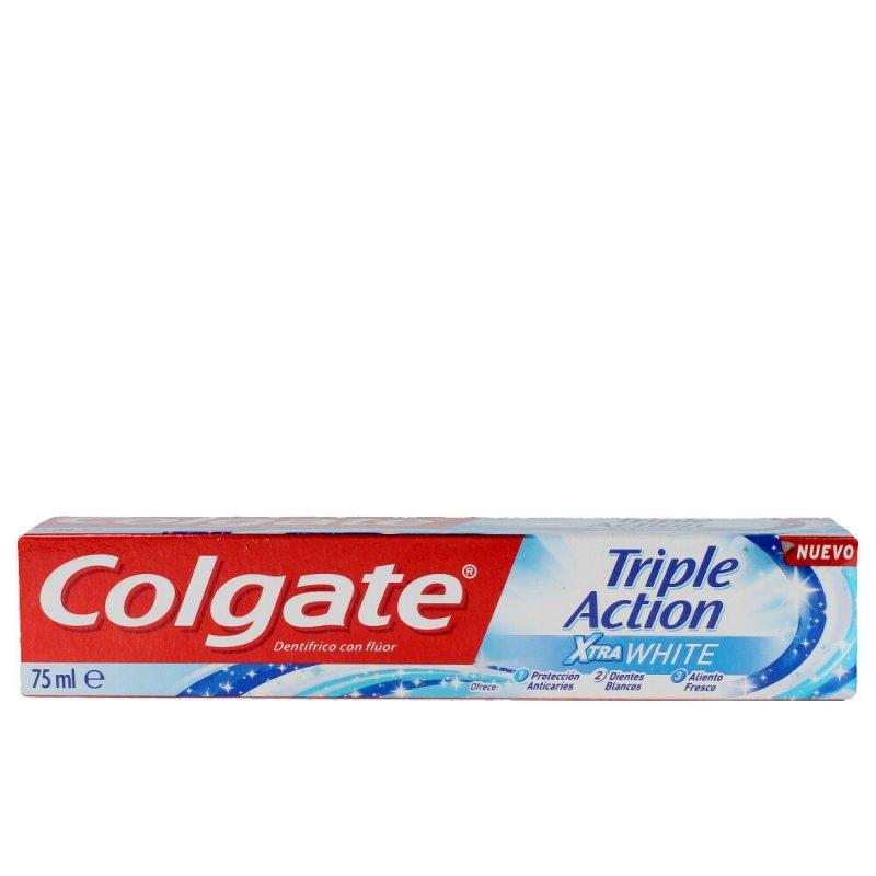 Colgate Triple Action Xtra White Pasta Dentífrica 75ml