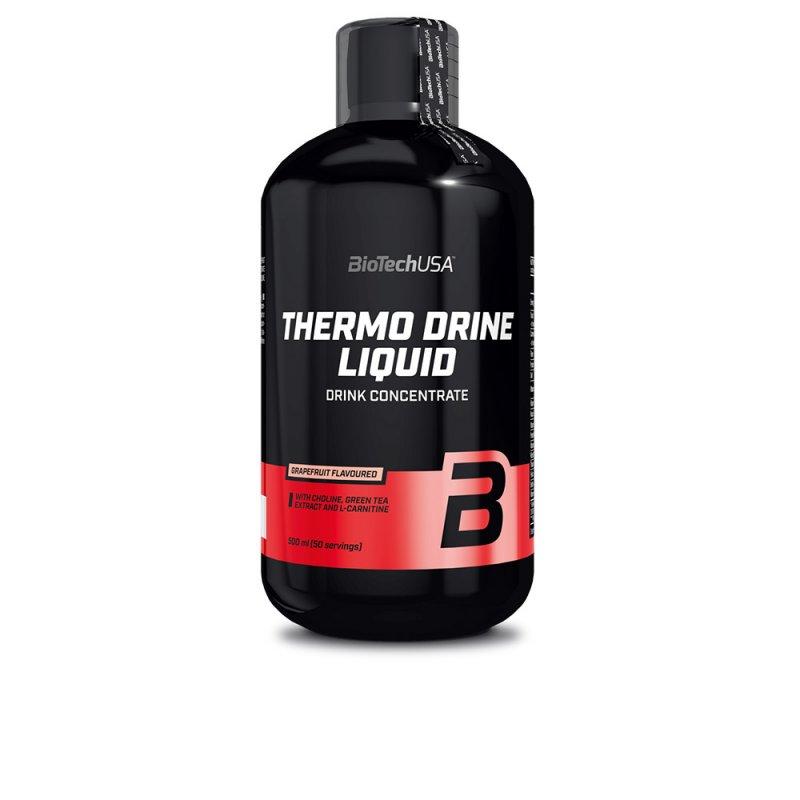 Biotech Usa Thermo Drine Liquid Pomelo Bloqueador De Grasas 500ml