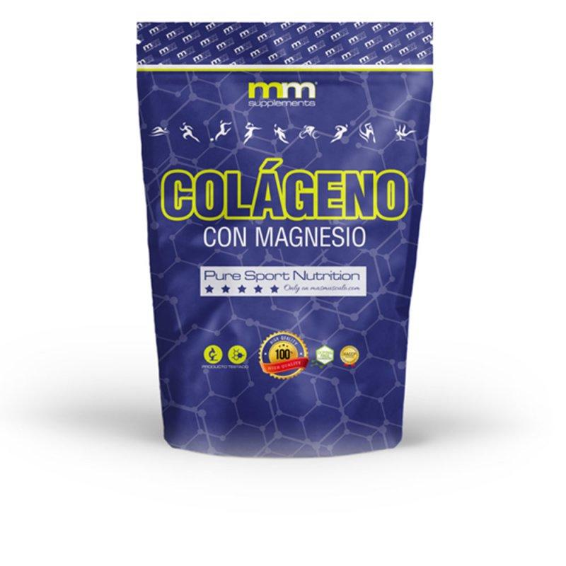 Mm Supplements Colágeno Con Magnesio 200 Tabletas