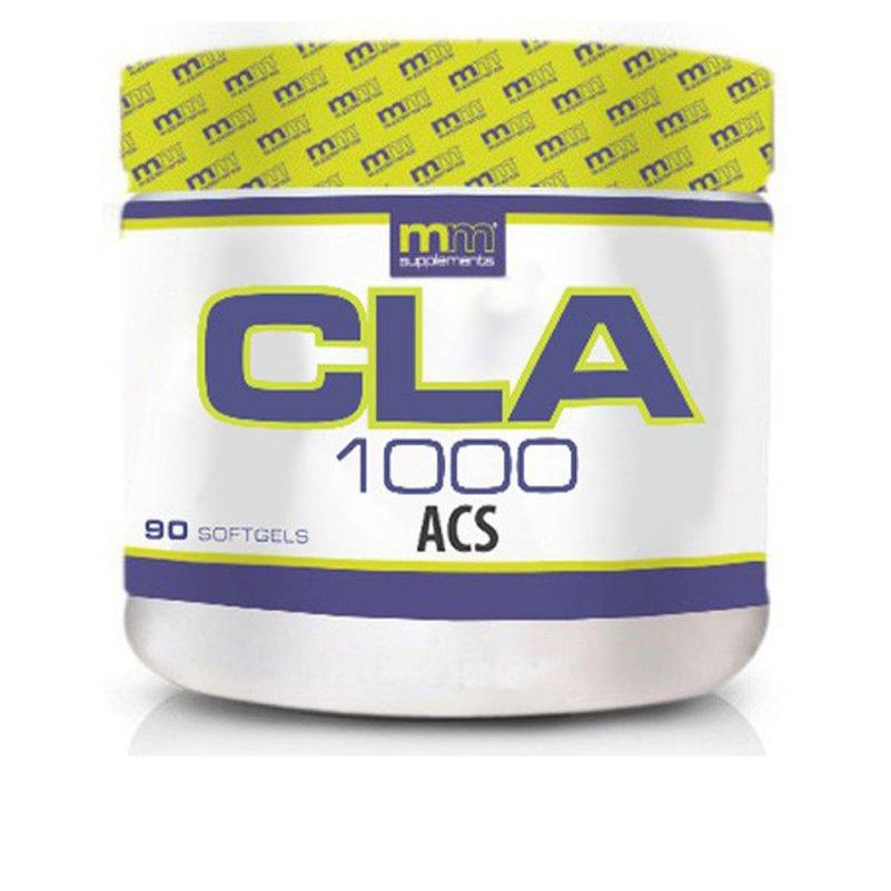 Mm Supplements Cla 100 Softgels Omegas Y Ácidos Grasos