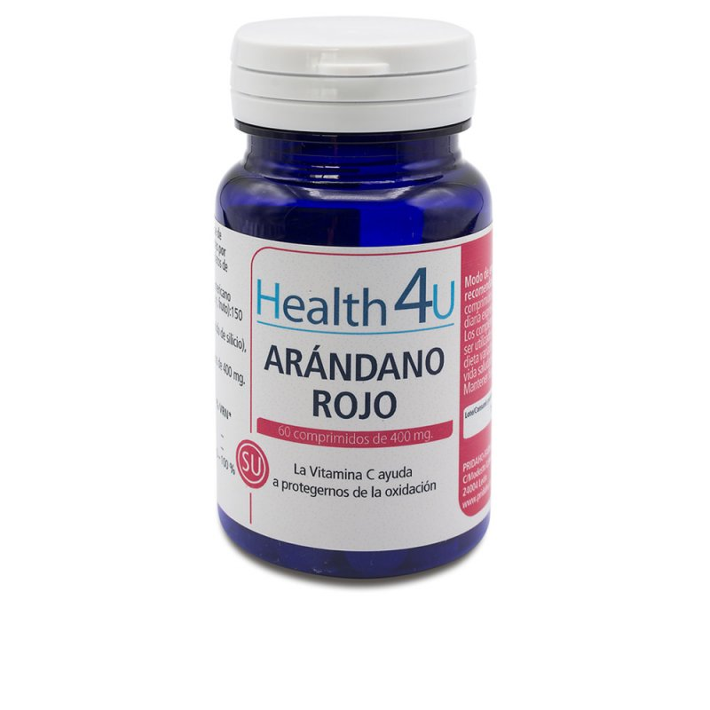 H4U Arándano Rojo 60 Comprimidos 400mg