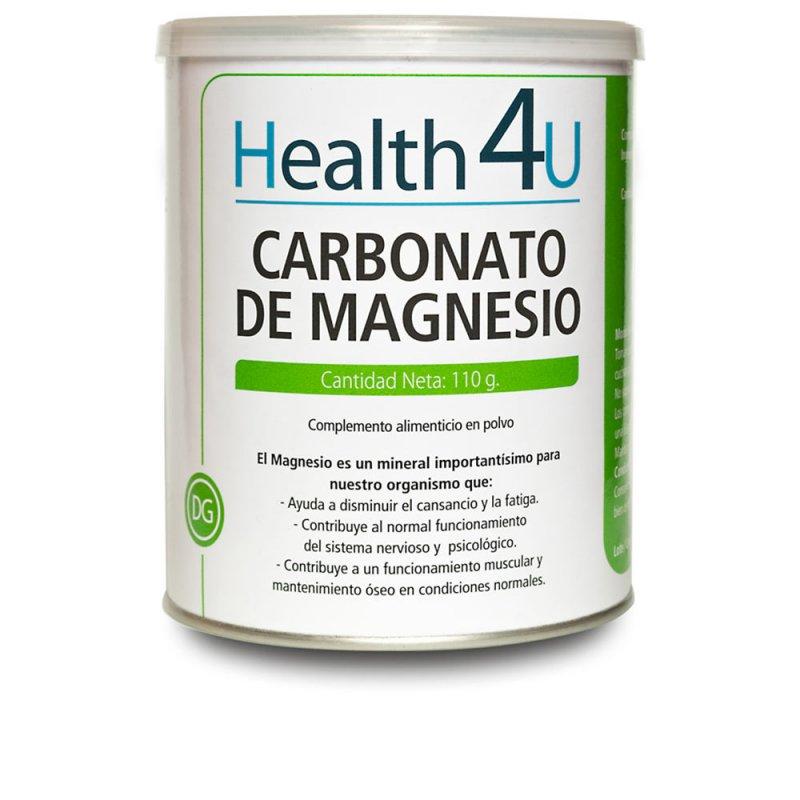 H4U Carbonato De Magnesio En Polvo 110g