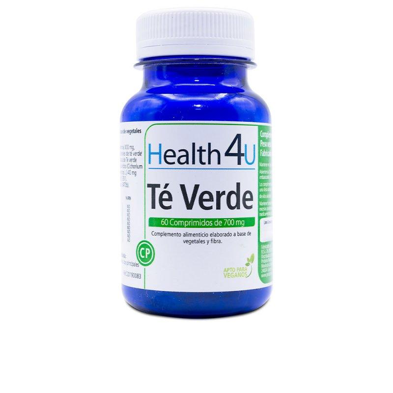 H4U Té Verde 60 Comprimidos De 700mg