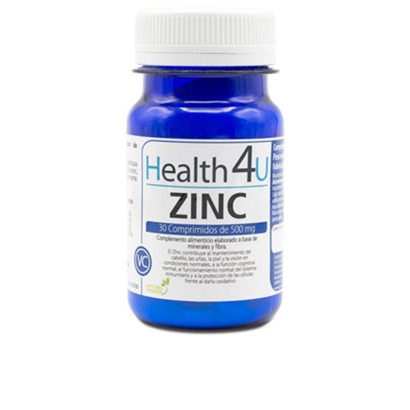 H4U Zinc 30 Comprimidos De 500mg