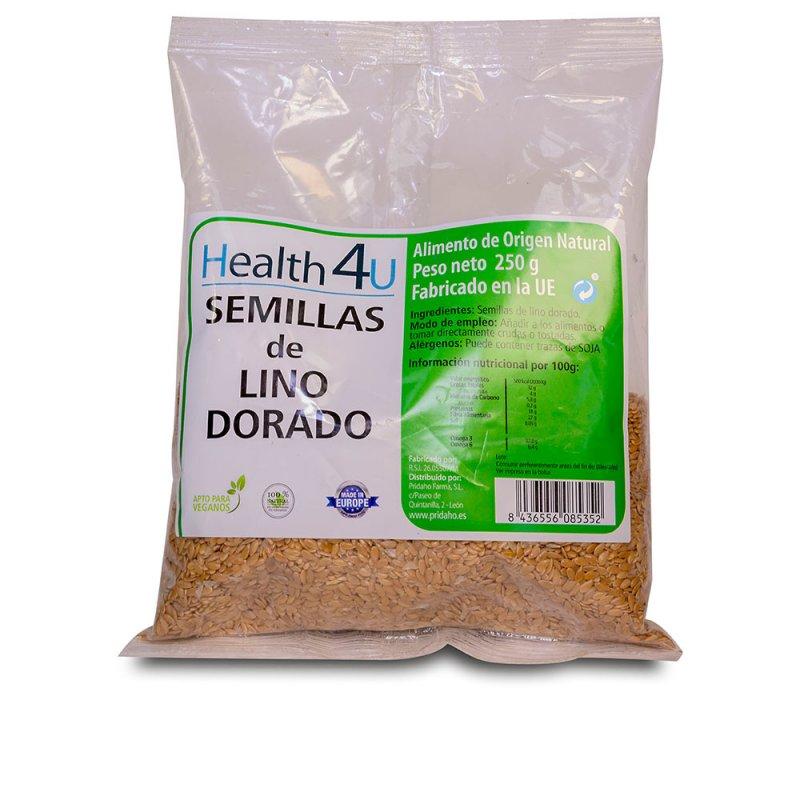 H4U Semillas De Lino Dorado Suplemento 250g